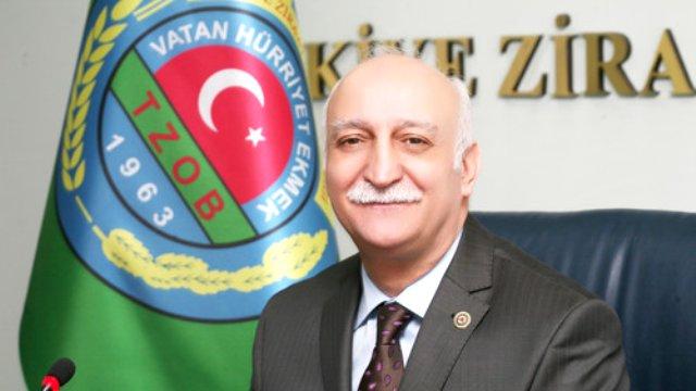 председателя Турецкого союза сельскохозяйственных палат Щемси Байрактар