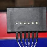 Техника для выращивания чеснока - электронная система контроля сажалки для чеснока
